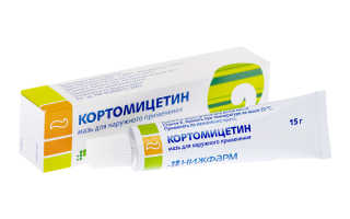 Эффективное комбинированное средство Кортомицетин для лечения дерматологических заболеваний