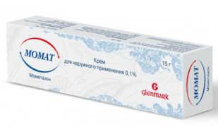 Инструкция по эксплуатации крема Момат, цена и отзывы