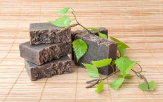 Уникальные свойства дегтярного мыла для лечении псориаза