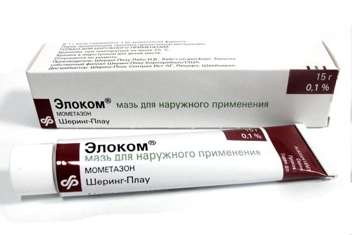 Элоком лосьон 0.1% по 30 мл во флак-кап: инструкция по применению
