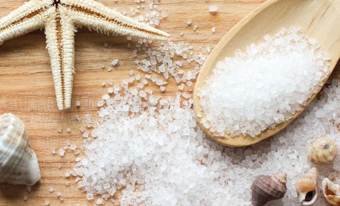 Морская соль от псориазе