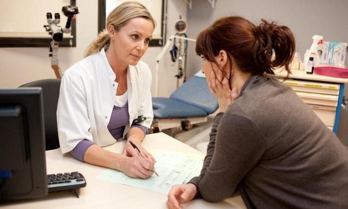 Обратиться к лечащему врачу