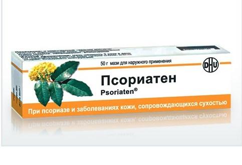 Псориатен отзывы при псориазе