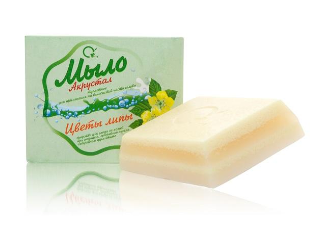 Акрустал мыло