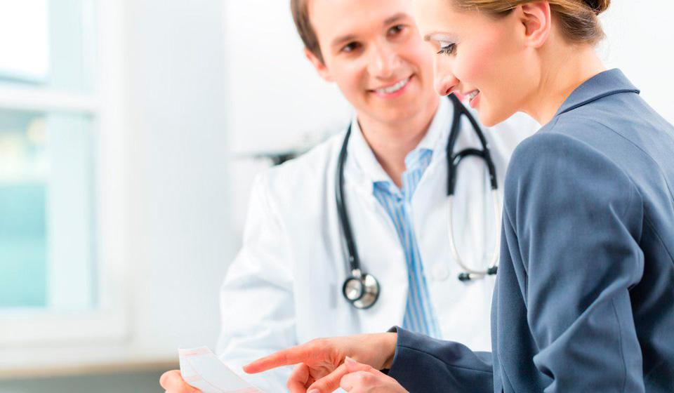 Экспертиза работающих пациентов
