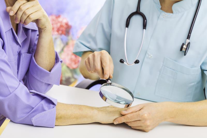 Когда у пациента диагностируется псориаз