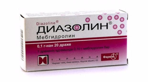 Рекомендации диазолин