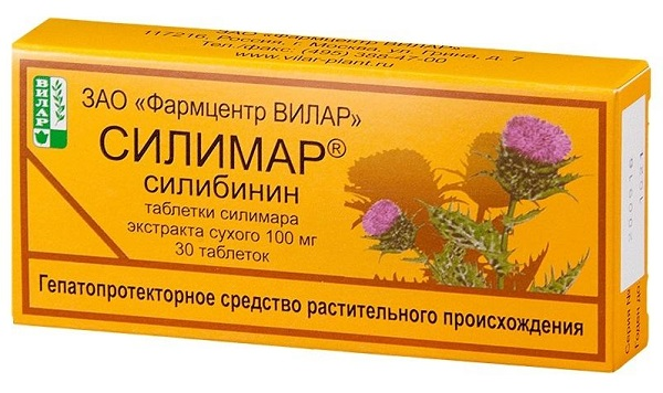 Силимар препарат