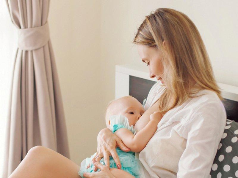 Во время вынашивания ребенка и грудного вскармливания