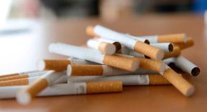 Насчет сигарет