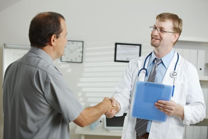 Обращения к врачу